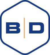 BD Construction logo