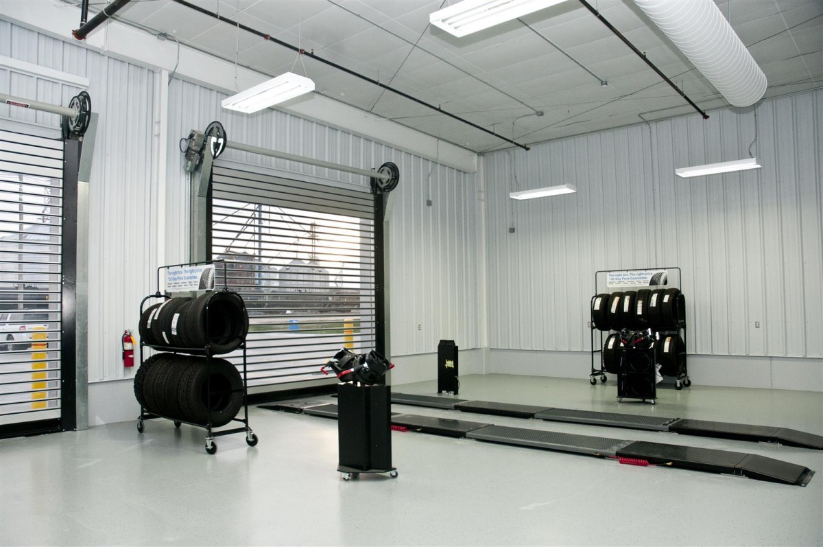 Harchelroad Motors   BD Construction