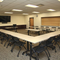 BD Construction Brodstone Memorial Hospital Conference Room