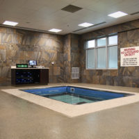 BD Construction Brodstone Memorial Hospital PT Pool
