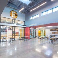 BD Constructions Elwood Public School New Commons