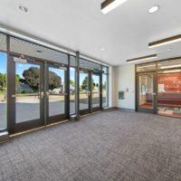 BD Construction Secure Entryway at Elwood Public School