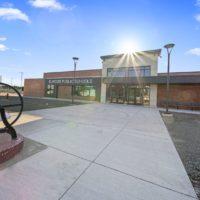 BD Construction Elwood Public Schools Exterior
