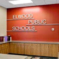 BD Construction Elwood Public Schools Main Office