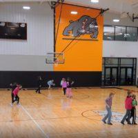 Gym with kids