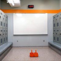 Osceola locker room