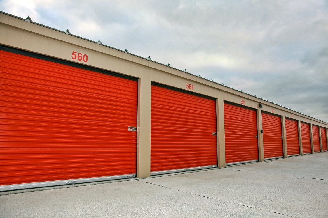 Drive-In Self Storage | BD Construction